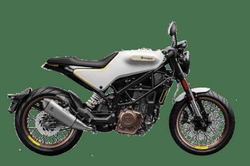 husqvarna motocykle