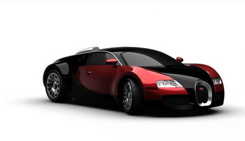 Najdroższe auto świata – Bugatti La Voiture Noire